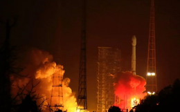 Tên lửa Trường Chinh của Trung Quốc nổ tại Quảng Tây