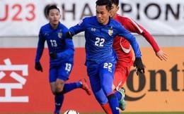 Nhận đòn đau đúng phút 90, Thái Lan chính thức bị loại khỏi VCK U23 châu Á
