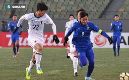 HLV U23 Thái Lan nói điều bất ngờ sau trận thua cay đắng