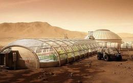 Lớp băng dày 90 mét ngay bên dưới lớp đất đỏ của Sao Hỏa có thể trở thành nguồn nước cho các phi hành gia tương lai