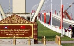 Bị phương Tây quay lưng, Campuchia được Trung Quốc đổ tiền