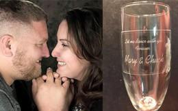 Ngay trước ngày cưới, cặp đôi bỗng nhận được món quà từ người lạ, mở ra mới biết là sự trùng hợp hết sức thú vị