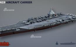 Giấc mơ siêu hàng không mẫu hạm chạy bằng năng lượng hạt nhân của Trung Quốc