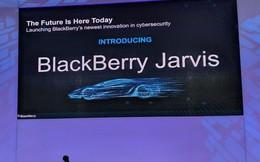 BlackBerry trình làng Jarvis, nhưng không phải trợ lý ảo thông minh như trong Iron Man