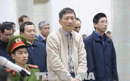 """Bị cáo Trịnh Xuân Thanh: """"Một người anh đáng kính nói mày phạm tội thì mày nhận đi"""""""