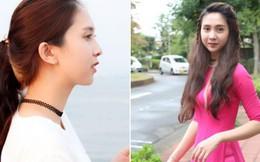 Nhan sắc của nữ du học sinh Việt xinh đẹp nhất Nhật Bản 2017