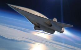 """SR-72 - """"Truyền nhân"""" bí ẩn của máy bay do thám siêu âm SR-71 Blackbird huyền thoại"""