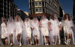 Quốc hội Lebanon bãi bỏ điều luật khiến phụ nữ thoát cảnh làm vợ kẻ hiếp dâm