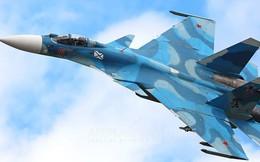 Sức mạnh tiêm kích bảo bối của tàu sân bay Nga Su-33