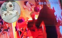 Nguyên nhân người đàn ông nước ngoài lao vào quán tạt xăng đốt cô gái Việt