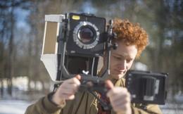 Ngắm nhìn những cảnh quay kì ảo từ máy quay Large format tự chế của nhiếp ảnh gia 18 tuổi