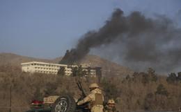 Nghi có kẻ tiếp tay cho Taliban tấn công khách sạn Intercontinental