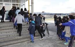 Nhật Bản diễn tập sơ tán tên lửa đề phòng Triều Tiên