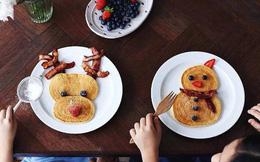 Để con hết kén ăn, bà mẹ khéo tay đã biến bữa ăn thành kiệt tác nghệ thuật