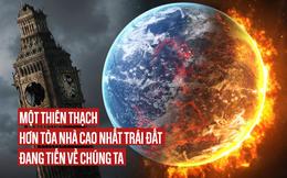 """Dùng tên lửa đạn đạo bắn thiên thạch: Từ phim Hollywood đến """"siêu công nghệ"""" Mỹ"""