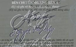 """Thủ đoạn lừa đảo tinh vi trong giao dịch nhà đất: Giả mạo chữ viết, chữ ký để """"đổi trắng thay đen"""""""
