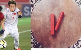 Ngôi sao U23 Việt Nam Nguyễn Phong Hồng Duy đá giải ở Trung Quốc vẫn miệt mài bán son