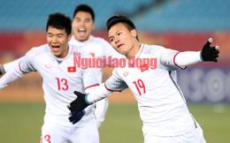 """Báo Nhật bị """"sốc"""" bởi U23 Việt Nam"""