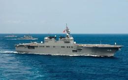 Quân đội Mỹ, Nhật Bản rầm rộ tập trận 'Kiếm sắc'