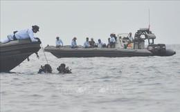 Nhiệm vụ nghiệt ngã của đội cứu hộ máy bay Lion Air lao xuống biển