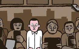 Mẹ mải lướt điện thoại, 2 con bị sóng cuốn trôi: Cứ dán mắt vào smartphone, cuộc đời sẽ dần bế tắc, tiếc nuối không thốt được một lời!