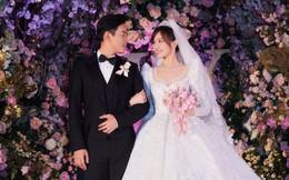 Tiết lộ loạt ảnh cực hiếm trong đám cưới lộng lẫy của Đường Yên - La Tấn