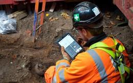 Khai quật được 1.200 bộ hài cốt bên cạnh ga tàu ở London