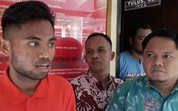 Vụ tuyển thủ Indonesia đánh bạn gái: CLB xin đình chỉ xét xử để dự AFF Cup 2018
