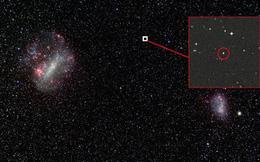 Phát hiện ngôi sao lâu đời nhất trong vũ trụ