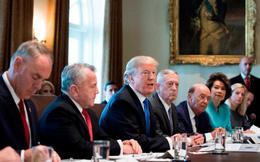 Tổng thống Trump sẽ 'trảm quân', thay máu nội các sau ngày hôm nay?