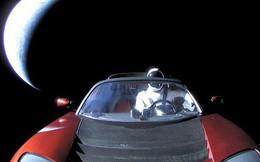 Còn nhớ chiếc xe mui trần mà Elon Musk đã gửi vào vũ trụ chứ - Giờ nó đâu rồi nhỉ?