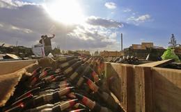 Ảnh: Mẻ lưới lớn vũ khí Anh - Mỹ vừa bị quân đội Syria tóm gọn có gì?