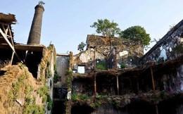 Mukesh: Nhà máy dệt lâu đời nhất Ấn Độ, gần 4 thập kỷ bị bỏ hoang với những lời đồn thổi rợn người