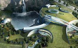 Sau 10 năm xây dựng, khách sạn với 16/18 tầng nằm dưới mặt đất chuẩn bị khai trương, giá từ 11,3 triệu/1 đêm