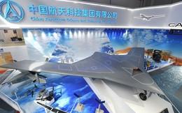 """Soi """"độ khủng"""" UAV tàng hình CH-7 được Trung Quốc ví như X47B của Mỹ"""