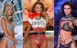 Chiêm ngưỡng những hình ảnh mãn nhãn của Victoria's Secret Fashion Show 2018