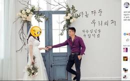 """Lệ Rơi bất ngờ đi chụp ảnh cưới, an ủi """"180 người tình cũ"""" đừng buồn vì mình đã tìm được bến dừng chân"""