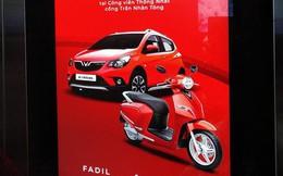 HOT: Lộ ảnh và tên mẫu xe cỡ nhỏ, giá rẻ của VinFast