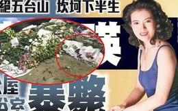 Cư dân mạng phẫn nộ vì tang lễ Lam Khiết Anh vừa kết thúc, hoa tươi đã bị vứt đi hoặc đem bán