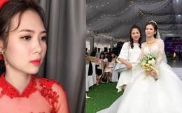 Tiết lộ những hình ảnh siêu lung linh của cô dâu xinh đẹp trong đám cưới khủng chi gần 1 tỷ đồng dựng rạp ở Vĩnh Phúc