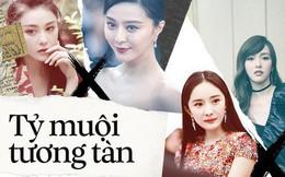 """Vì sao những cặp chị em thân thiết nhất showbiz Hoa ngữ lại """"cạch mặt"""" nhau?"""