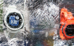 Đồng hồ thông minh siêu bền của Garmin: Thiết kế theo tiêu chuẩn quân đội MIL-STD-810G, chịu lạnh - 20 độ C, ném từ độ cao hơn 2 mét vẫn không sao