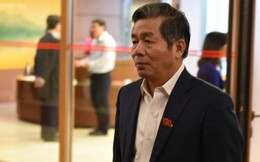 Vụ Mobifone mua cổ phần AVG: Đề nghị xem xét, thi hành kỷ luật ông Bùi Quang Vinh