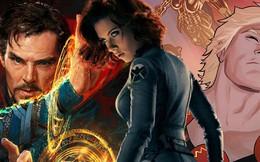 Những siêu anh hùng mạnh mẽ dự kiến sẽ có phim riêng trong Phase 4 của Vũ trụ điện ảnh Marvel