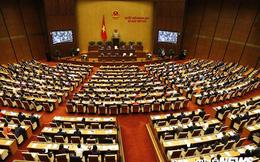Bộ Công an có tối đa 6 Thượng tướng, 35 Trung tướng, 157 Thiếu tướng