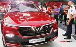 """VinFast cho """"cá nhân hoá"""" hàng triệu cấu hình sedan, SUV như xe sang"""