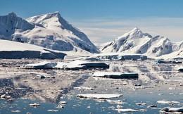 """Tảng đá siêu nóng """"nuốt chửng"""" khối băng rộng hơn cả hòn đảo ở Nam Cực"""