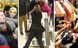 Những cái chết và thương tích không đáng có trong 'cơn mua sắm điên cuồng' Black Friday