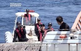 Trung Quốc ngăn cản truyền thông Philippines tác nghiệp gần bãi cạn Scarborough
