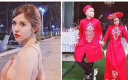 Vợ tương lai của Huy Cung công khai chuyện phẫu thuật thẩm mỹ, bác bỏ tin đồn cưới chạy bầu